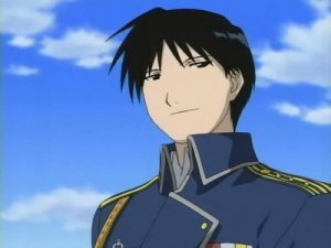 Picture of Roy Mustang